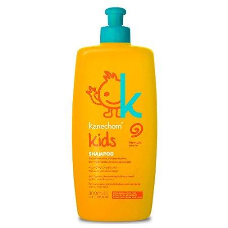 Kanechom Shampoo Kids Hidratação e Brilho 300 mL