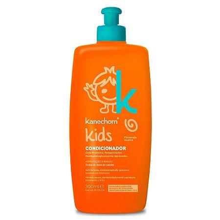 Kanechom Kids Condicionador Hidratação e Brilho 300mL