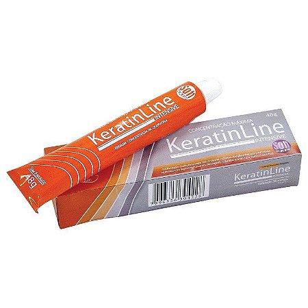 Softhair KeratinLine Intensive Carga Máxima de Queratina