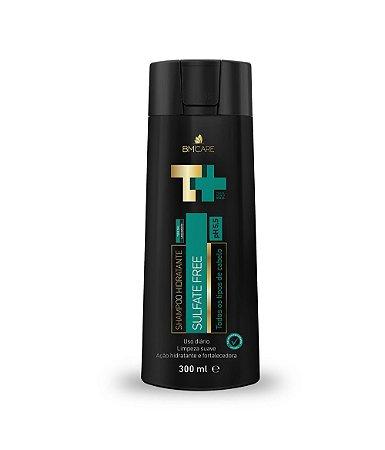 BMCare Shampoo Hidratante Sulfate Free Sem Sal Todo Tipo de Cabelo