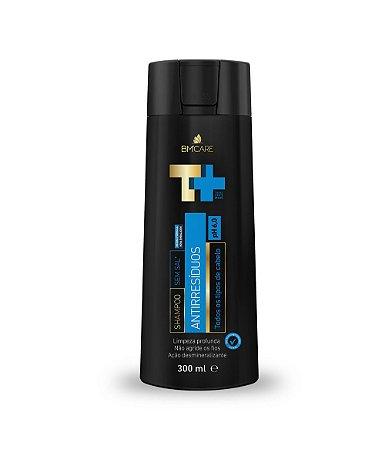 Barrominas Shampoo Antiresíduos Sem sal Tratamento Mais BMcare