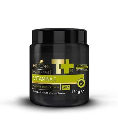 BMCare Power Trat Vitamina E Cabelo Difícil de Crescer Barrominas