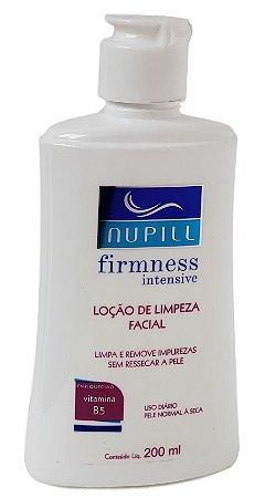 Nupill Loção de Limpeza Facial Firmness intensive 200mL