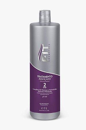 Fit Cosmetics Tratamento Avançado Step 2 Progressiva Profissional 1L