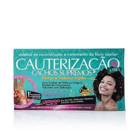 Hair Fly Cauterização a Frio Cachos Supremos 300mL