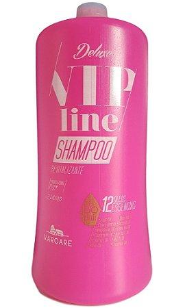 Varcare Deluxe Vip Line Revitalizer Shampoo - 2 Litros