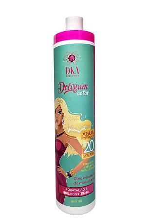 D.Ka Cosmeticos Delirium Color Água Oxigenada 20 Volumes
