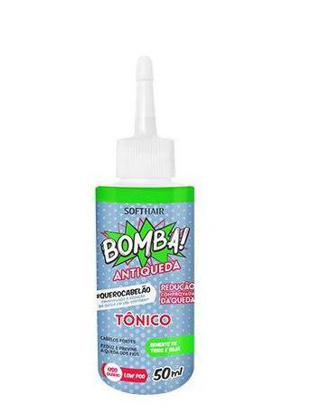 Tônico Bomba Antiqueda Soft Hair 50 mL