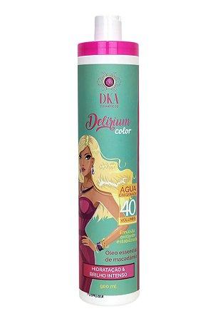 Água Oxigenada 40 Volumes D.KA Cosméticos Delirium Color 900 mL