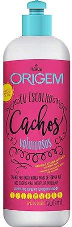 Ativador E Formador de Cachos Nazca Origem Volumosos 500ml