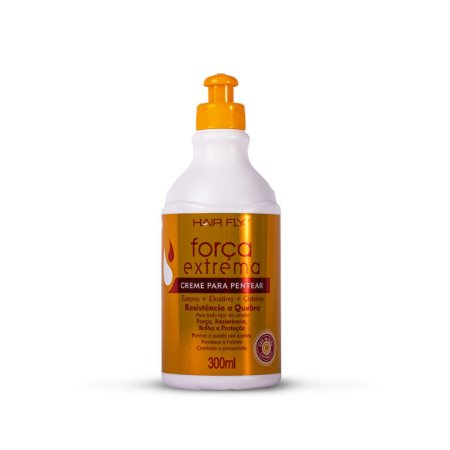 Creme Para Pentear Hair Fly Força Extrema 300ml