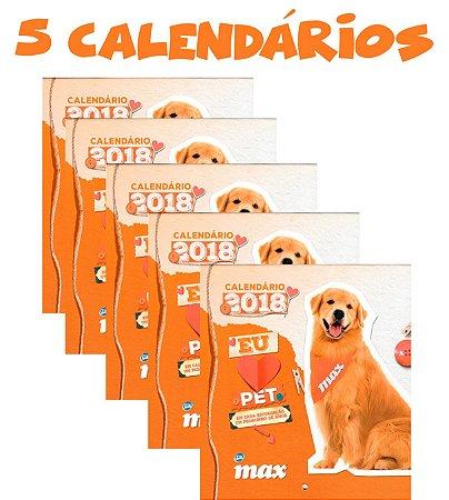 5 Calendários 2018