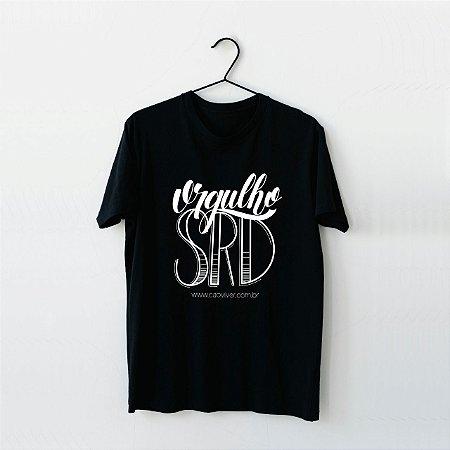 Camiseta Cão Viver SRD