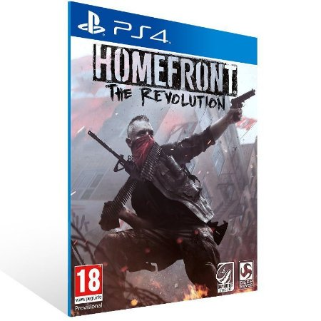 Homefront: The Revolution - Ps4 Psn Mídia Digital