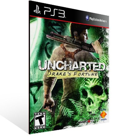 Uncharted: Drakes Fortune - Ps3 Psn Mídia Digital