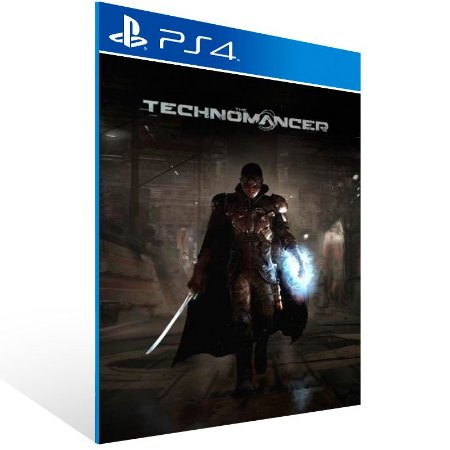 The Technomancer - Ps4 Psn Mídia Digital