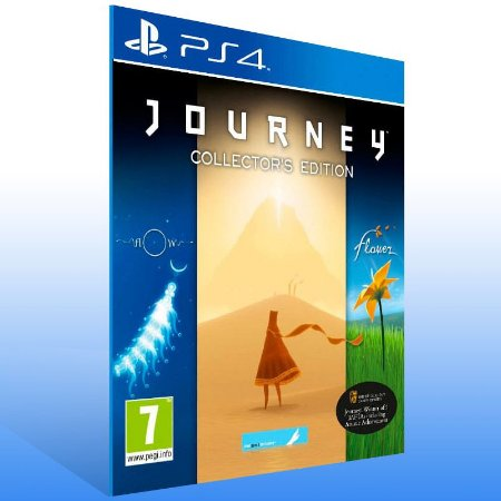 Journey Collector's Edition - Ps4 Psn Mídia Digital