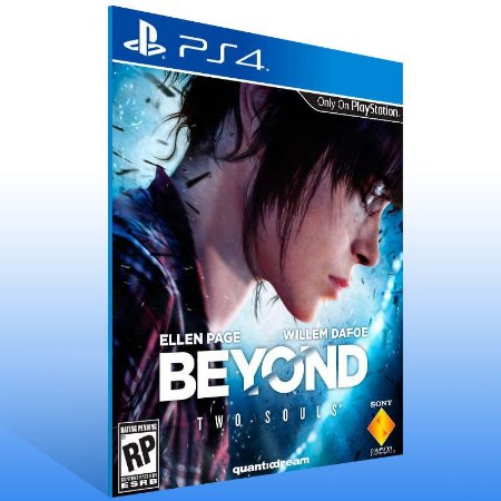 Beyond Two Souls - Ps4 Psn Mídia Digital