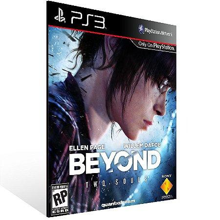 Beyond: Two Souls - Ps3 Psn Midia Digital