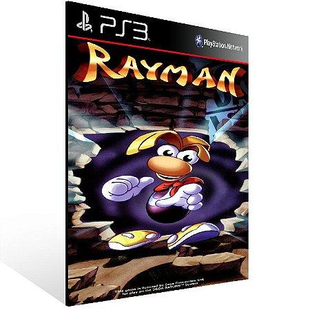 Rayman (Psone Classic) - Ps3 Psn Mídia Digital