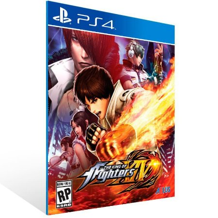 The King Of Fighters XIV - Ps4 Psn Mídia Digital