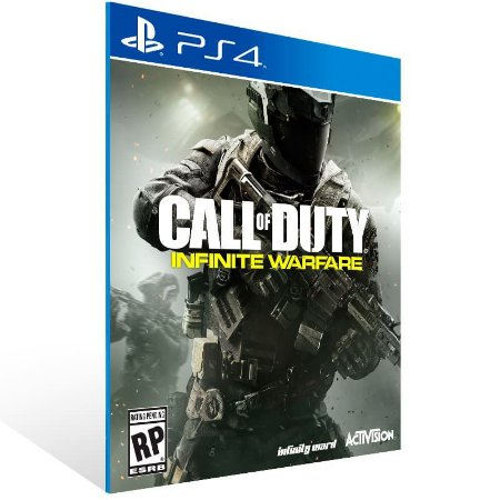 Call Of Duty: Infinite Warfare - Ps4 Psn Mídia Digital