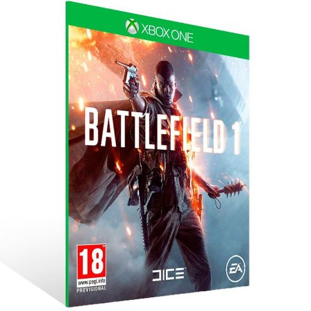 Battlefield 1 - Xbox One Live Midia Digital