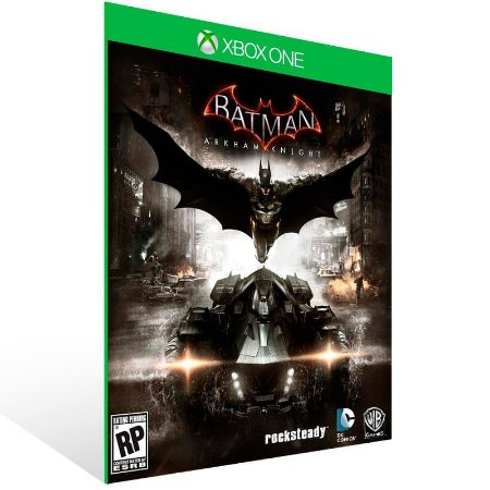 Batman Arkham Knight - Xbox One Live Midia Digital
