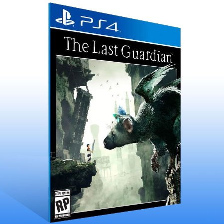 The Last Guardian - Ps4 Psn Mídia Digital