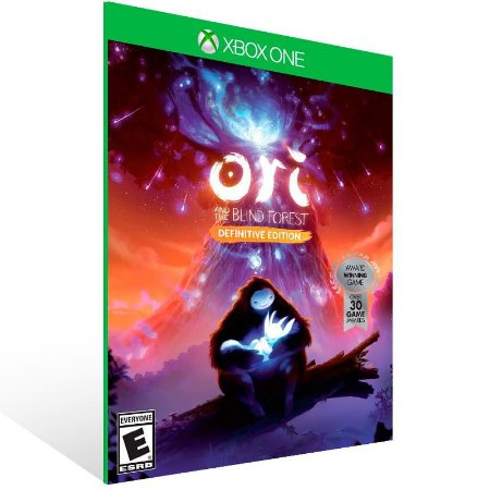 Ori And The Blind Forest: Definitive Edition - Xbox One Live Mídia Digital