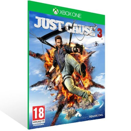 Just Cause 3 - Xbox One Live Mídia Digital