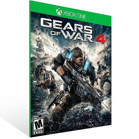 Gears of War 4 - Xbox One Live Mídia Digital