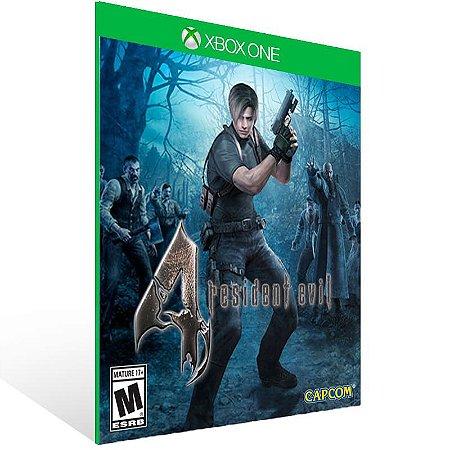 Resident Evil 4 - Xbox One Live Mídia Digital