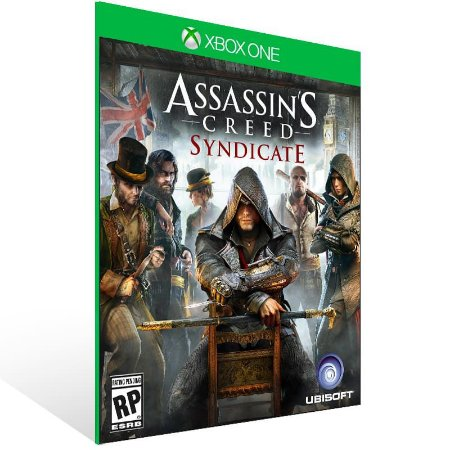 Assassins Creed Syndicate - Xbox One Live Midia Digital