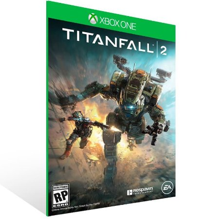 Titanfall 2 - Xbox One Live Mídia Digital