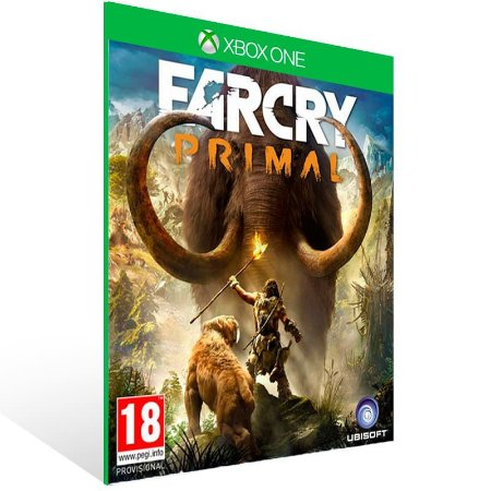 Far Cry Primal - Xbox One Live Mídia Digital