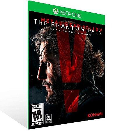 Metal Gear Solid 5 The Phantom Pain - Xbox One Live Mídia Digital