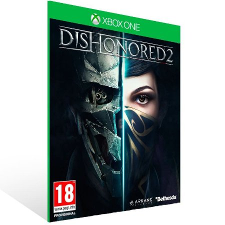Dishonored 2 - Xbox One Live Mídia Digital