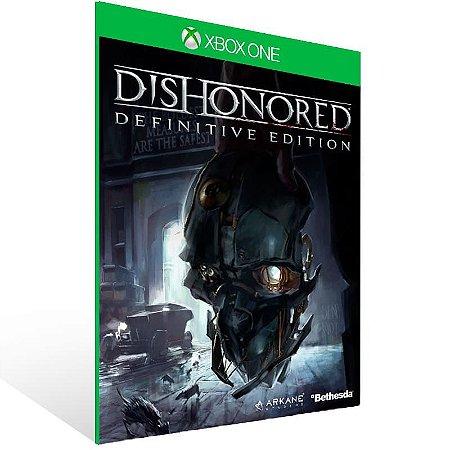 Dishonored Definitive Edition - Xbox One Live Mídia Digital