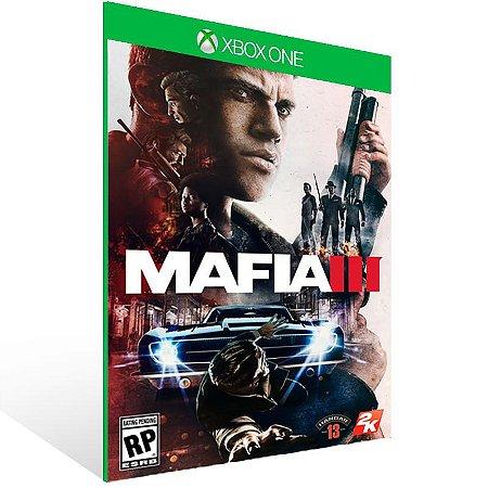 Mafia 3 - Xbox One Live Mídia Digital