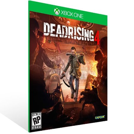 Dead Rising 4 - Xbox One Live Mídia Digital