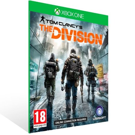 Tom Clancy: The Division - Xbox One Live Mídia Digital