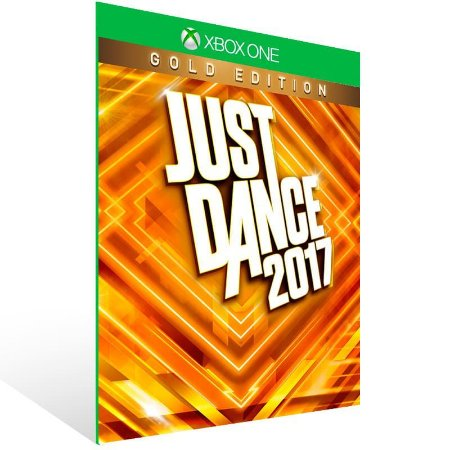 Just Dance 2017: Gold Edition - Xbox One Live Mídia Digital
