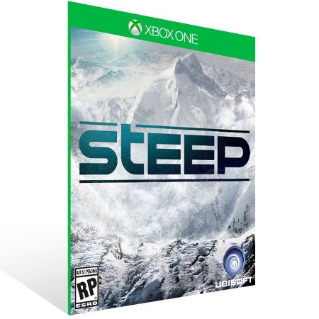 Steep - Xbox One Live Mídia Digital
