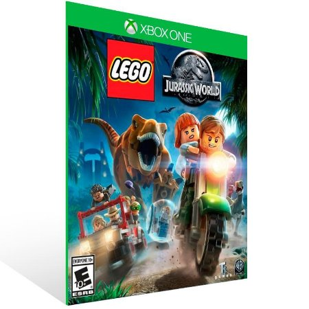 Lego Jurassic World - Xbox One Live Mídia Digital