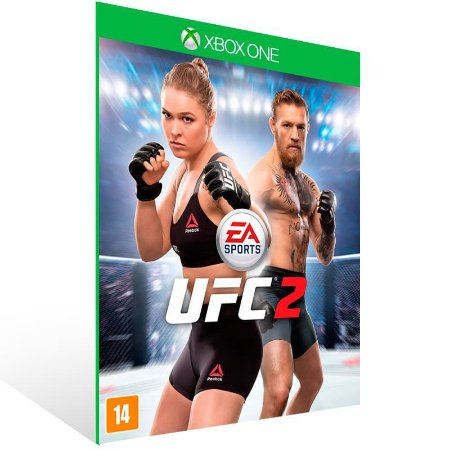 UFC 2 - Xbox One Live Mídia Digital