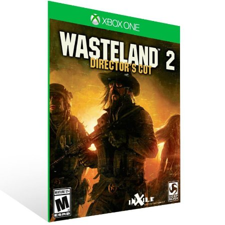 Wasteland 2: Directors Cut - Xbox One Live Mídia Digital
