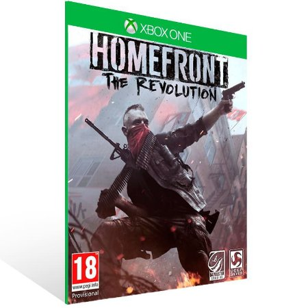 Homefront: The Revolution - Xbox One Live Mídia Digital