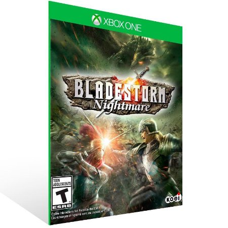 Bladestorm: Nightmare - Xbox One Live Midia Digital