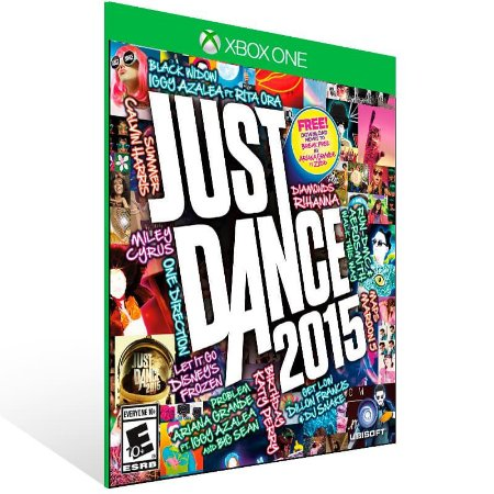 Just Dance 2015 - Xbox One Live Mídia Digital